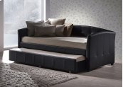 Napoli Daybed With Trundle - Brown