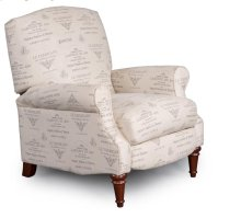 Sunset Trading French Font Recliner