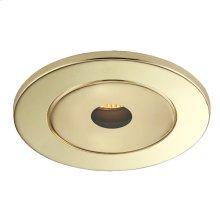 TRIM,3 1/4 INCH PIN HOLE - Gold