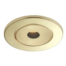 TRIM,3 1/4 INCH PIN HOLE - Gold