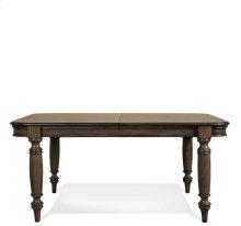 Belmeade 78-Inch Rectangular Dining Table Old World Oak finish