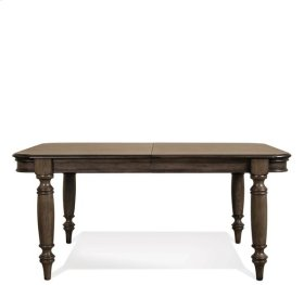 Belmeade 78-Inch Rectangular Dining Table Old World Oak finish