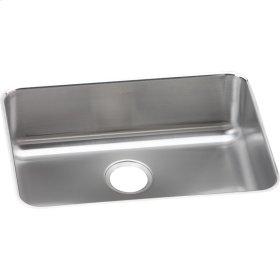 "Elkay Lustertone Classic Stainless Steel 25-1/2"" x 19-1/4"" x 8"", Single Bowl Undermount Sink"