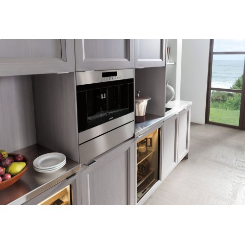 """24"""" Cup Warming Drawer - Stainless Steel"""