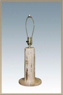 Montana Log Table Lamp