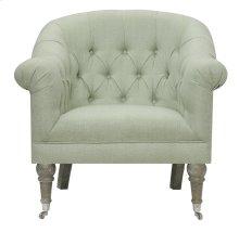 Emerald Home U3822-05-08 Maddy Accent Chair, Sea Grass Green
