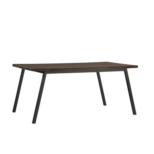 Jefferson Transitional Cappuccino Dining Table