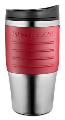 Travel Coffee Mug - Empire Red