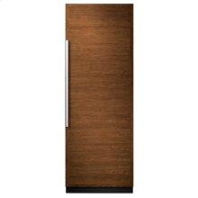 """30"""" Built-In Freezer Column (Right-Hand Door Swing)"""