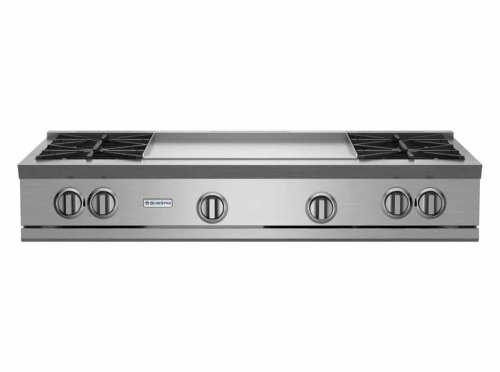 """48"""" RNB Rangetop with 24"""" Griddle"""