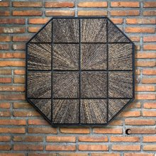 Bursting Forth Wood Wall Decor