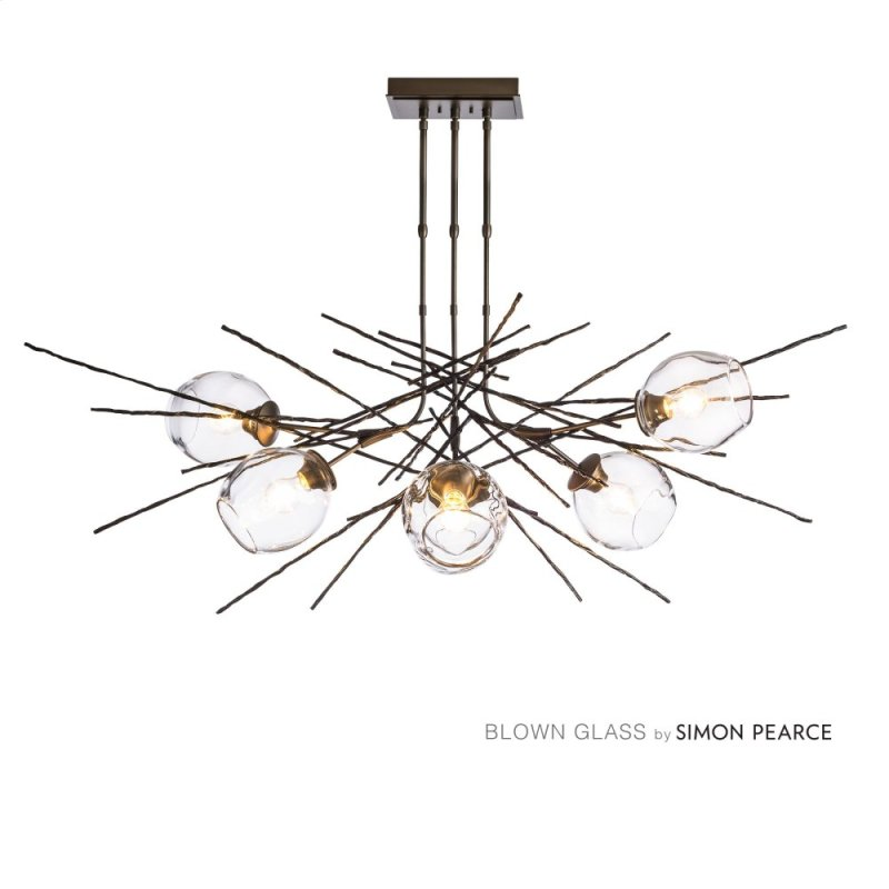 137750 in by Hubbardton Forge in Rutland, VT - Griffin Pendant