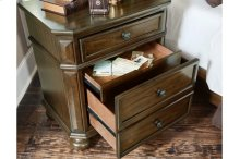 Night Stand, Hidden Drawer