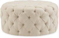 Hazel Round Ottoman Product Image