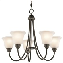 Nicholson Collection Nicholson 5 Light Chandelier - OZ