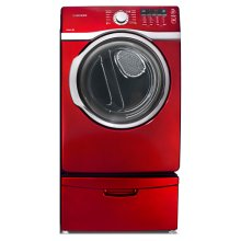 7.4 cu. ft King-size Capacity Electric Front-Load Dryer