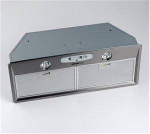 "27-9/16"", Stainless Steel Power Pack , Internal Blower, 400 CFM"