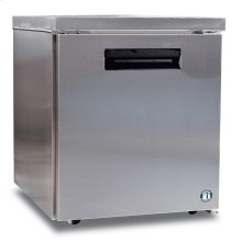 Freezer, Single Section Undercounter with Low Profile Design