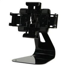 """Universal Desktop Tablet Mount (Black) For Tablets Less Than 0.75"""" (19mm) Deep"""