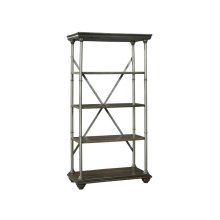 office@home Cambridge Open Shelving