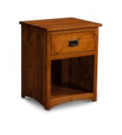 San Miguel Nightstand with Opening