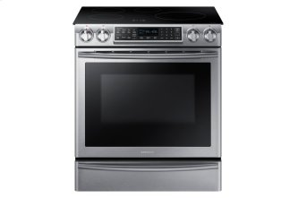 NE58K9560WS Induction Range with Virtual Flame Technology™, 5.8 cu.ft