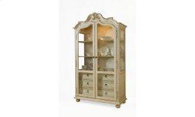 Provenance Display Cabinet - Linen
