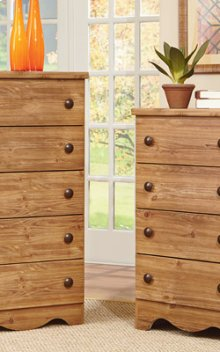 5 Drawer Chest, Century