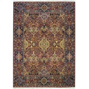 Hampton Court Multi Rectangle 5ft 7in X 7ft 11in