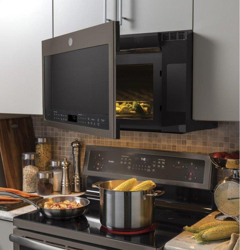 PVM9005EJES in Slate by GE Appliances in Morris, MN - GE Profile