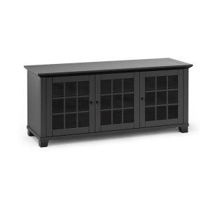 Salamander DesignsSDAV1/6626 AV Cabinet, Matte Black