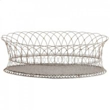 Long Oval Basket