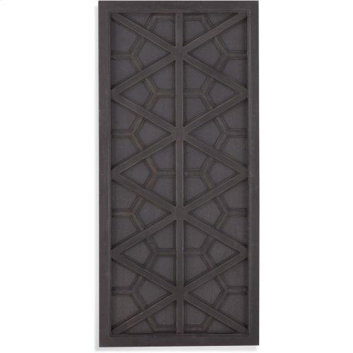 Geometric Wall Panel