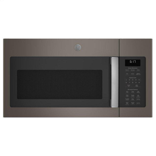 GE ®1.7 Cu. Ft. Over-the-Range Sensor Microwave Oven