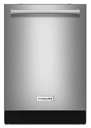 39 dBA Dishwasher with ProScrub Option - Stainless Steel Product Image