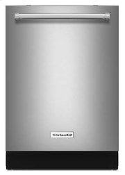 39 dBA Dishwasher with ProScrub Option - Stainless Steel Product Image