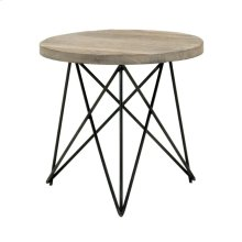 Canvas Accent Table