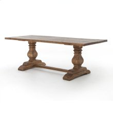 """87"""" Size Durham Dining Table"""