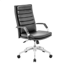 Director Comfort Office Chair Black