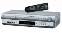 Super VHS/ET Hi-Fi Stereo VCR