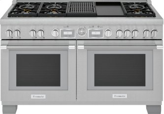 60-Inch Pro Grand(R) Commercial Depth Dual Fuel Range