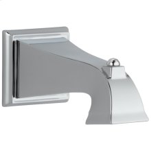 Chrome Tub Spout - Non-Diverter