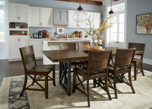 Carpenter Rectangular Dining/Counter Table