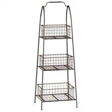 Essex Basket Stand
