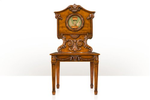 The Wootton Hall Accent Chair - Hall Chair