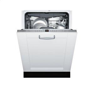 Bosch300 Custom Panel, 5/4 cycles, 44 dBA, 3rd Rck, InfoLight - CP