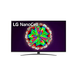 LG AppliancesLG NanoCell 81 Series 2020 55 inch Class 4K Smart UHD NanoCell TV w/ AI ThinQ® (54.6'' Diag)