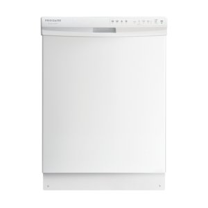 Gallery 24'' Built-In Dishwasher - WHITE
