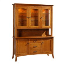 Winslow 3 Door Hutch