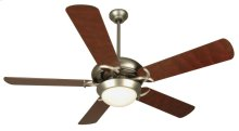 """52"""" Ceiling Fan with Blades and Light Kit"""